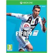 FIFA 19 sur Xbox One et PS4 (via 29,09€ sur Carte Fidélité)