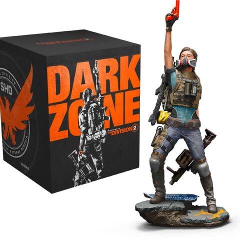Jeu The Division 2 Édition Dark Zone sur PS4 (Retrait magasin)