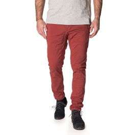 Pantalon Pull-In Dening Chino - coloris bordeaux (du XXS au XXL)