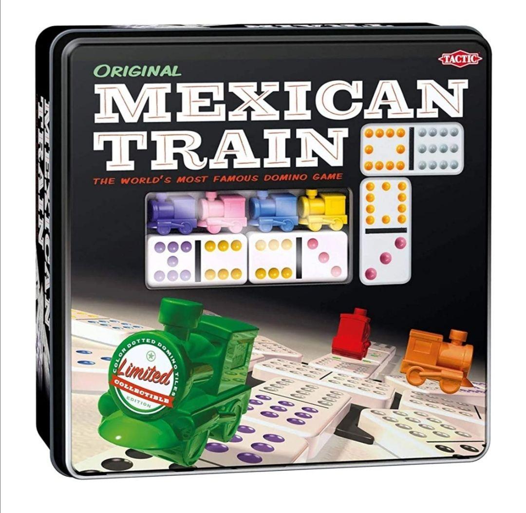Jeu de société Mexican Train