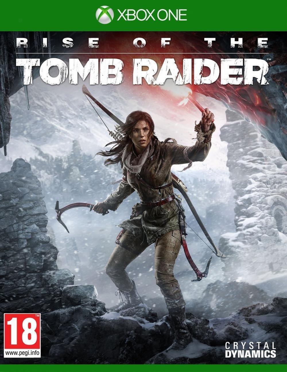 2 jeux Xbox One parmi une sélection pour 55€ - Ex : Halo 5 : Guardians + Rise of the Tomb Raider