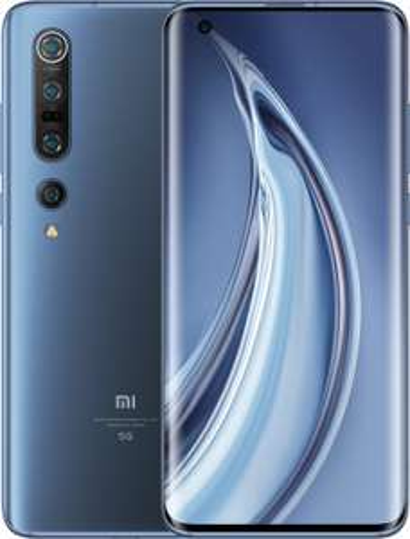 "Smartphone 6.67"" Xiaomi Mi 10 Pro 5G - full HD+, SnapDragon 865, 8 Go de RAM, 256 Go, blanc ou gris"