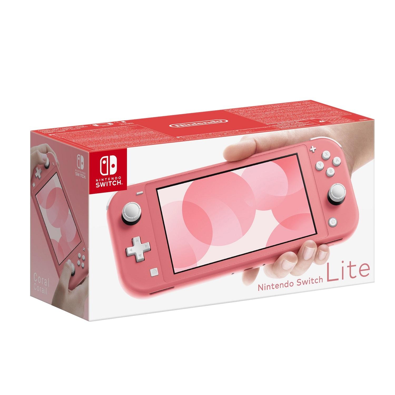 Console Nintendo Switch Lite (+60€ offerts en 2 bons d'achat de 30€ sur le rayon Culturel / JV)