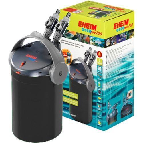 Filtre externe pour aquarium Eheim Ecco Pro 200 (aquariums entre 100 et 200 L) - AkouaShop.com