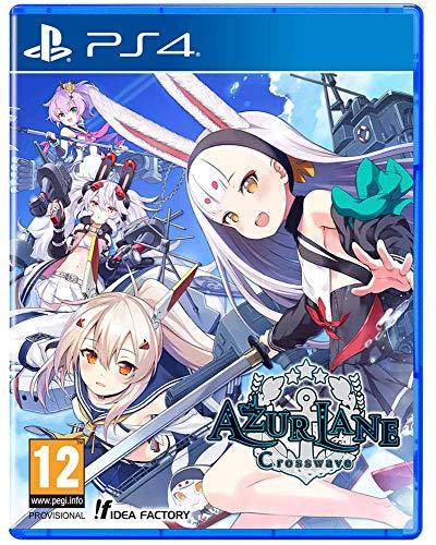 Azur Lane : Cross Wave Commander's Calendar Edition sur PS4
