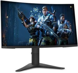 """Écran PC incurvé 27"""" Lenovo G27c-10 - full HD, LED VA, 165 Hz, 1 ms, FreeSync"""