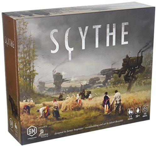 Jeu de société Stonemaier Games Scythe (en anglais)