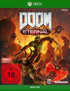 Doom Eternal sur Xbox One