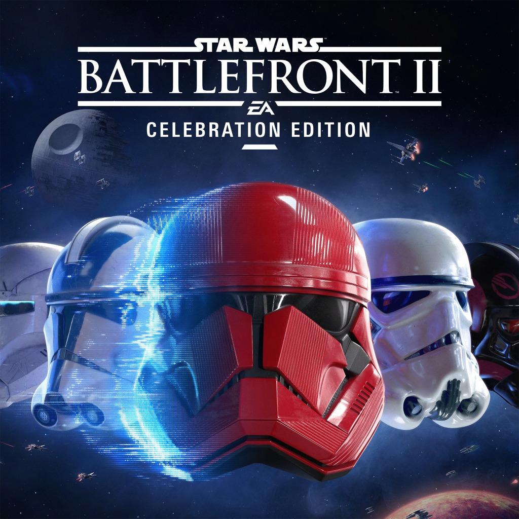Star Wars Battlefront II: Celebration Edition Gratuit sur PC (Dématérialisé)