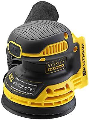 Ponceuse Excentrique Sans Fil Stanley Fatmax FMCW220B-Xj - Sans batterie