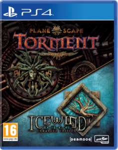 PlaneScape Torment & Icewind Dale Enhanced editions PS4 (Beamdog Collection) sur PS4