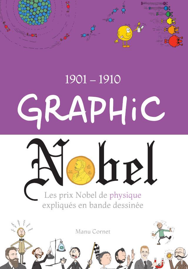 Bande dessinée Graphic Nobel volume 1 offerte (dématérialisée) - graphicnobel.com