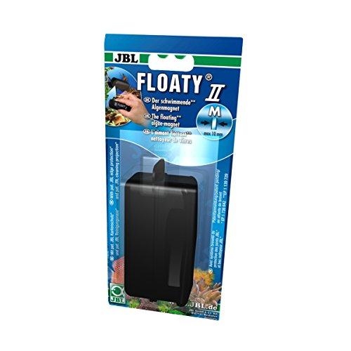 Aimant de nettoyage aquarium JBL Floaty II M (jusqu'à 10mm)
