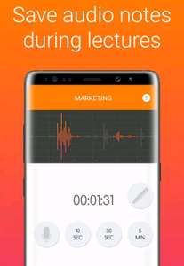 Application Lecture Notes - Classroom Notes Made Simple: Gratuit sur Android