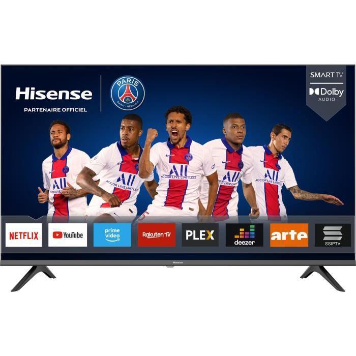 TV LED 40'' Hisense 40A5600F - Full HD, Smart TV, Design slim