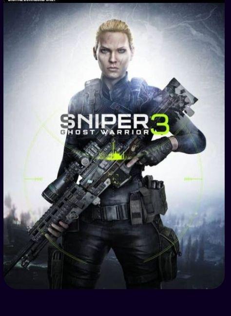Jeu Sniper Ghost warrior 3 sur PC (Dématérialisé - Steam)