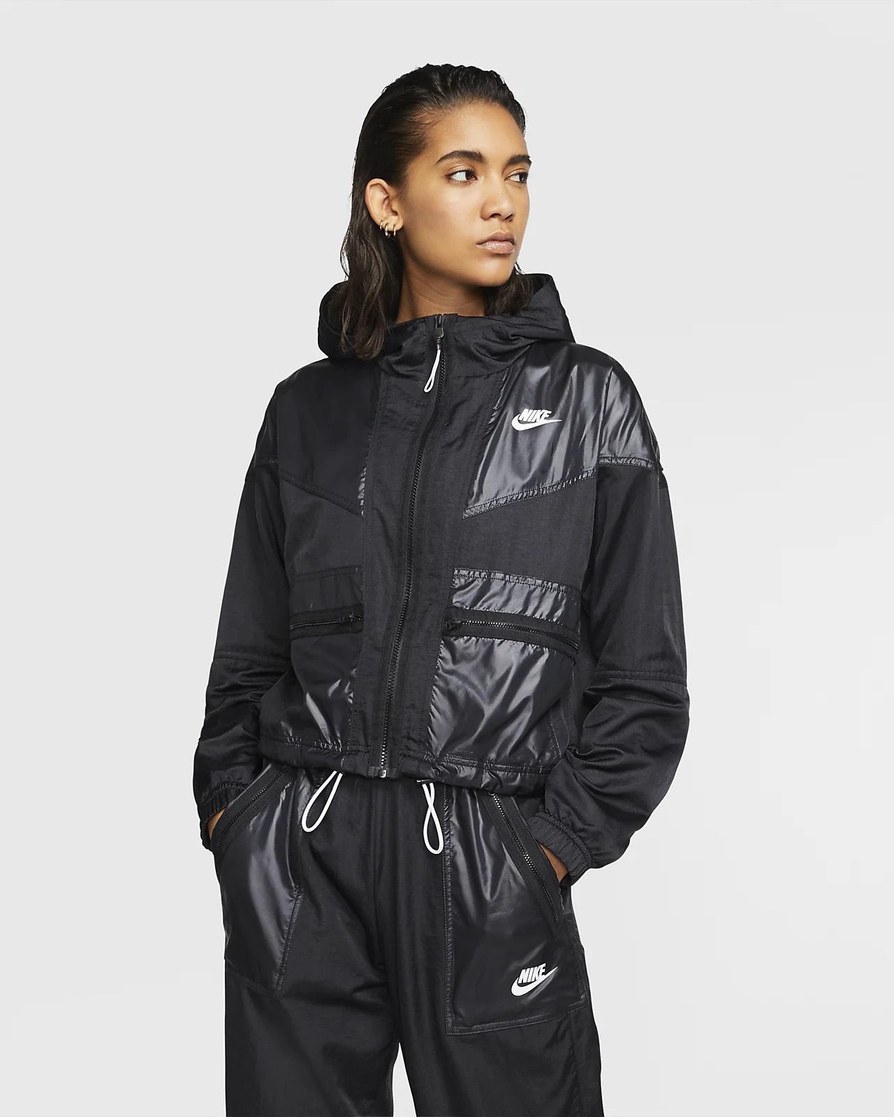 Veste femme cargo Nike Sportswear Windrunner
