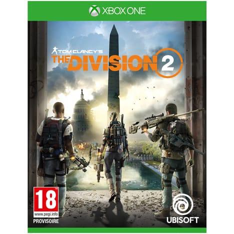 The Division 2 sur Xbox One (via 14,99€ sur votre compte fidélité)