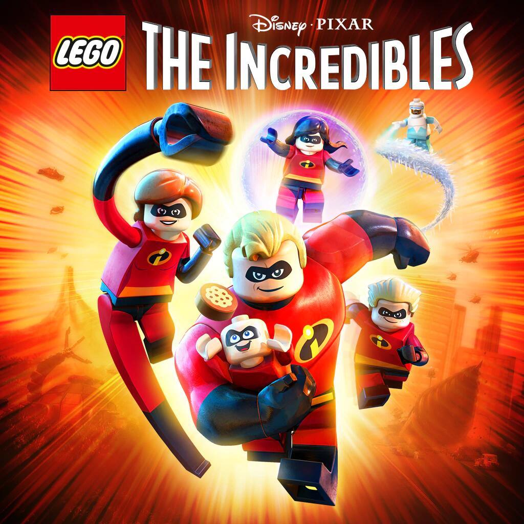 Lego Les Indestructibles sur Nintendo Switch (Dématérialisé)