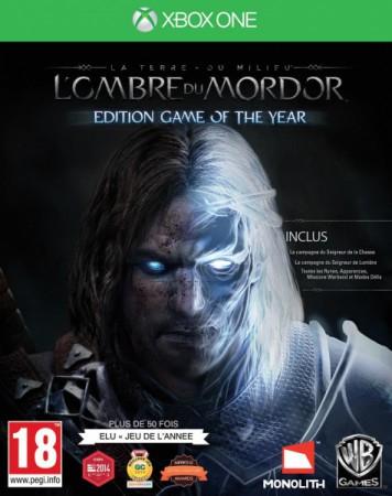 La Terre du Milieu : L'Ombre du Mordor - Édition GOTY sur Xbox One