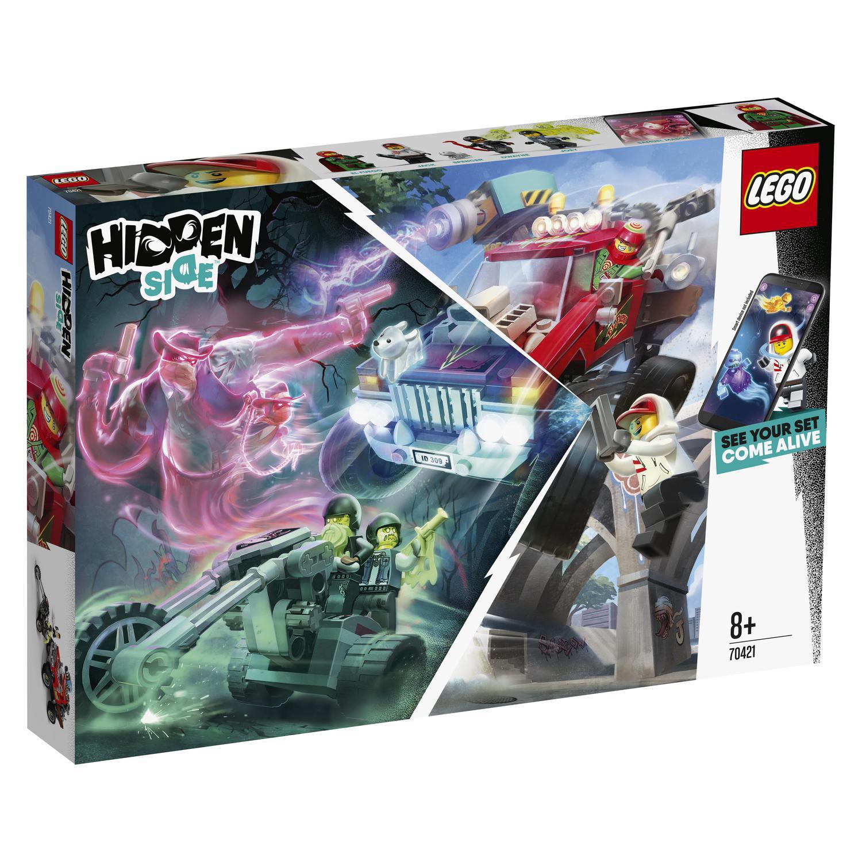 Jouet Lego le quad chasseur de Fantômes 70421 (via 14.79€ sur la carte)
