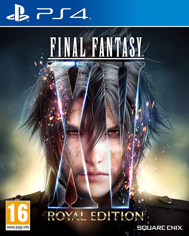 Final Fantasy XV Royal Edition sur PS4