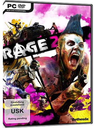 Rage 2 sur PC (Dématérialisé - Bethesda)