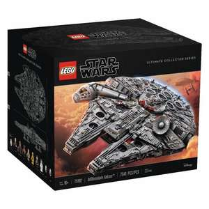 Jeu de construction Lego Star Wars - Millennium Falcon (75192)