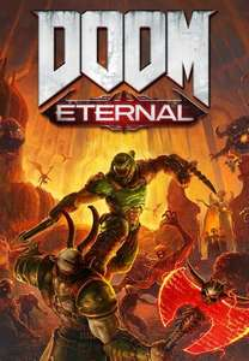 Doom Eternal sur PC (Dématérialisé, Bethesda Launcher)