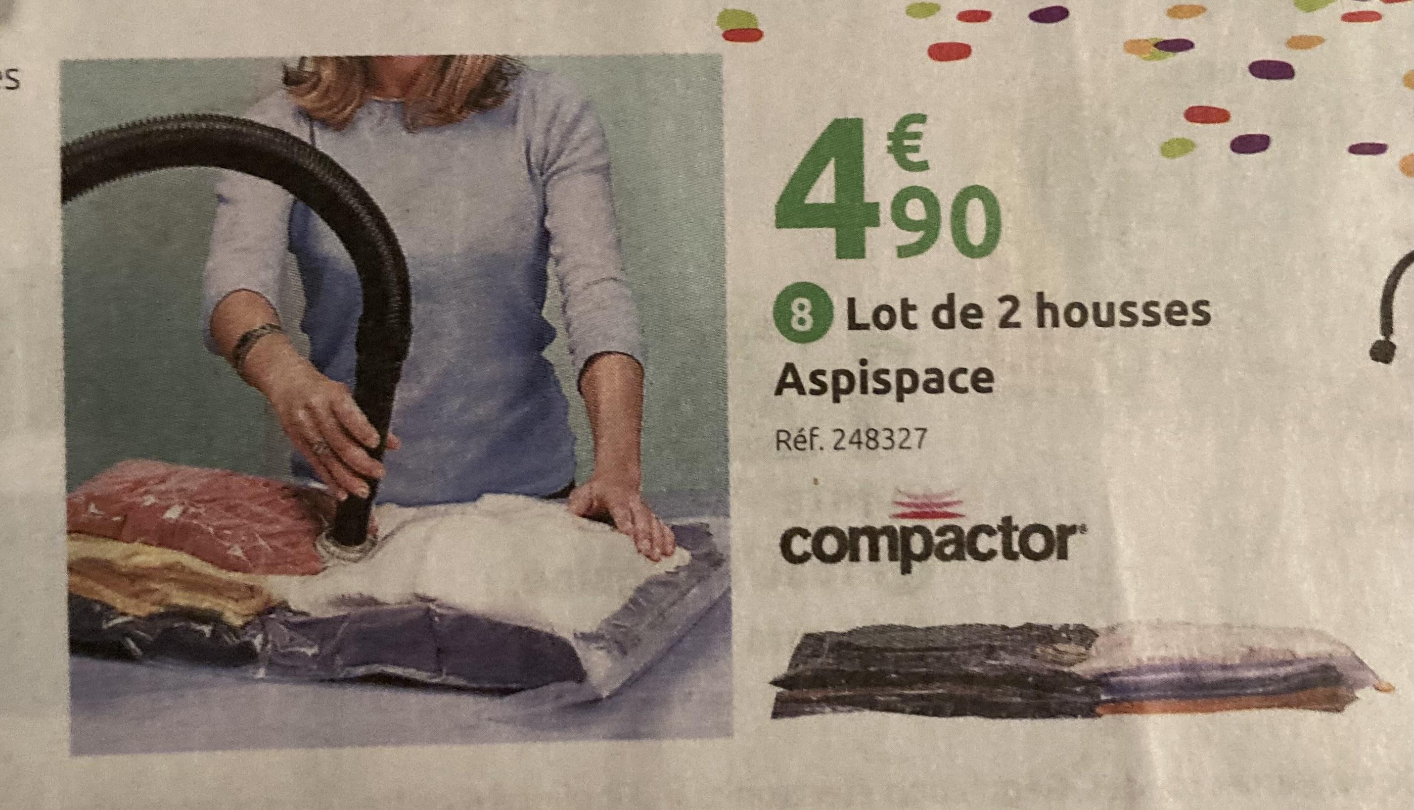 Sac de compression Compactor - 55x90cm