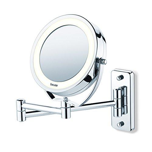 Miroir cosmétique éclairé Beurer BS 59