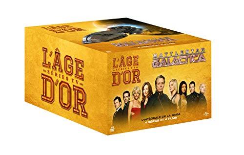Coffret DVD Battlestar Galactica - L'intégrale Ultime