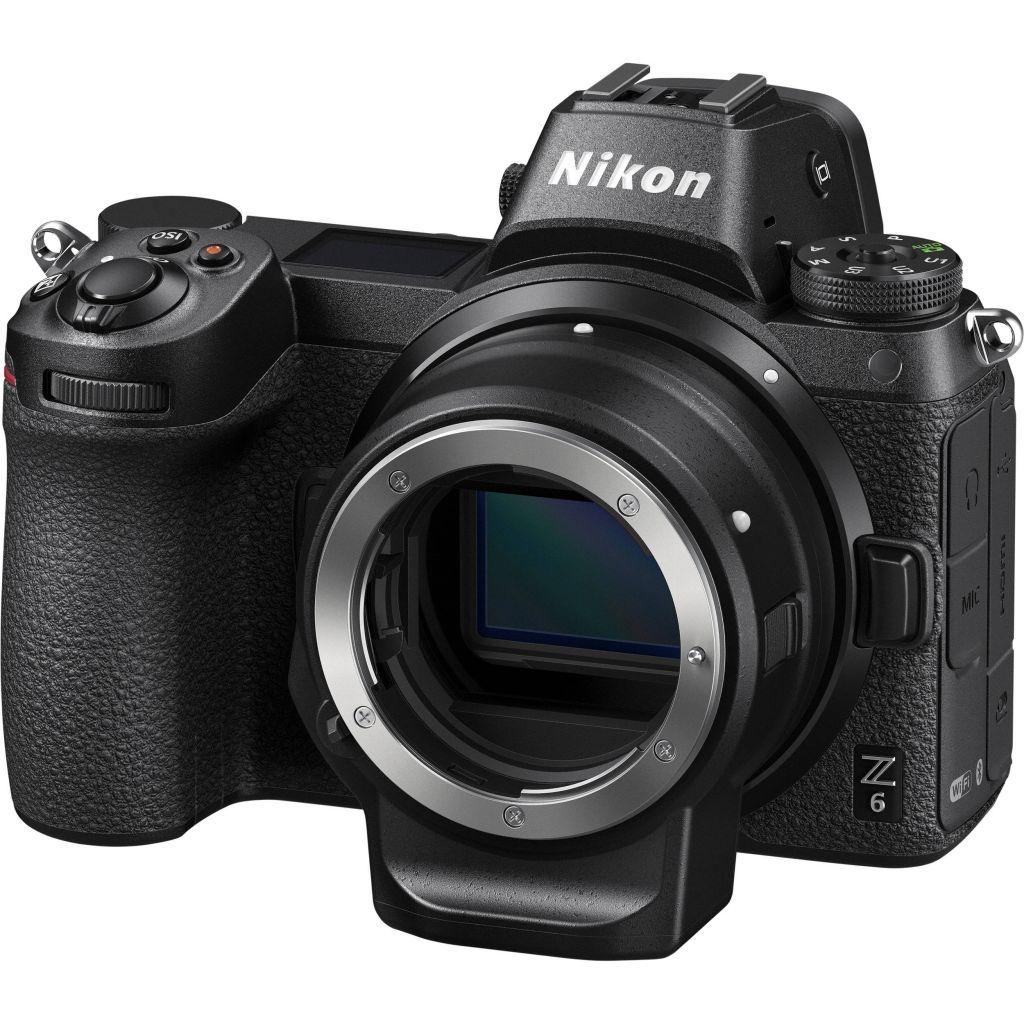 Appareil photo Nikon Z6 (Boitier Nu) + Adaptateur FTZ