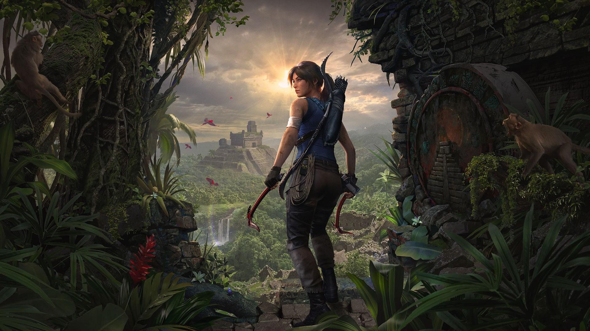 Shadow of the Tomb Raider Definitive Edition et tous ses DLC sur Xbox One, Series (Dématérialisé)