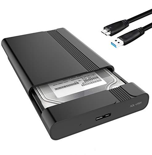 """Boîtier Externe pour Disque Dur 2.5"""" GeekerChip - USB 3.0 (Vendeur tiers)"""