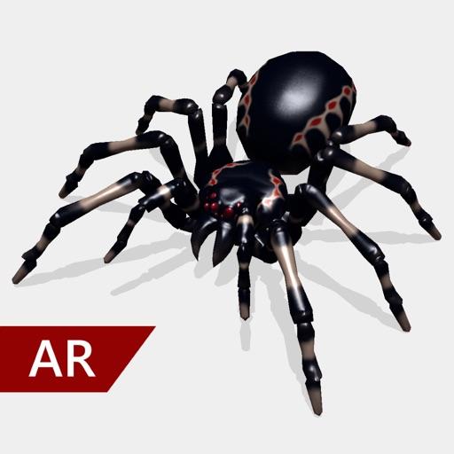 AR Spiders version Pro gratuite sur iOS
