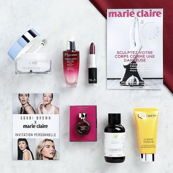 Box Beauté Fatale Marie Claire