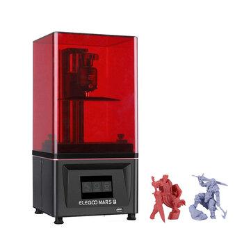Imprimante 3D résine Elegoo Mars Pro