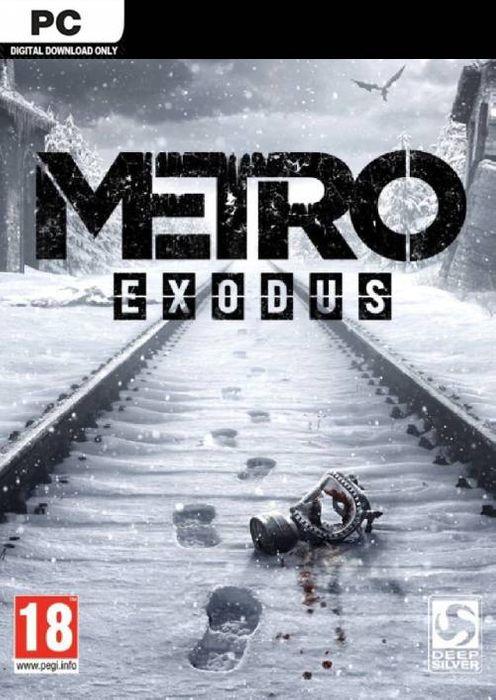 Jeu Metro Exodus sur PC (Dématérialisé)