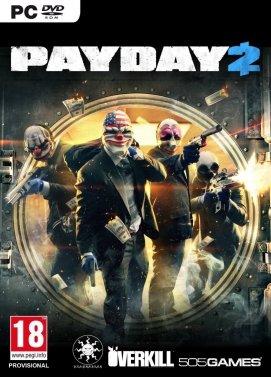 Jeu Payday 2 sur PC (Dématérialisé, Steam)
