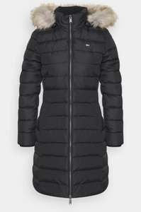 Doudoune Femme Tommy Hilfiger Essential Hooded Coat