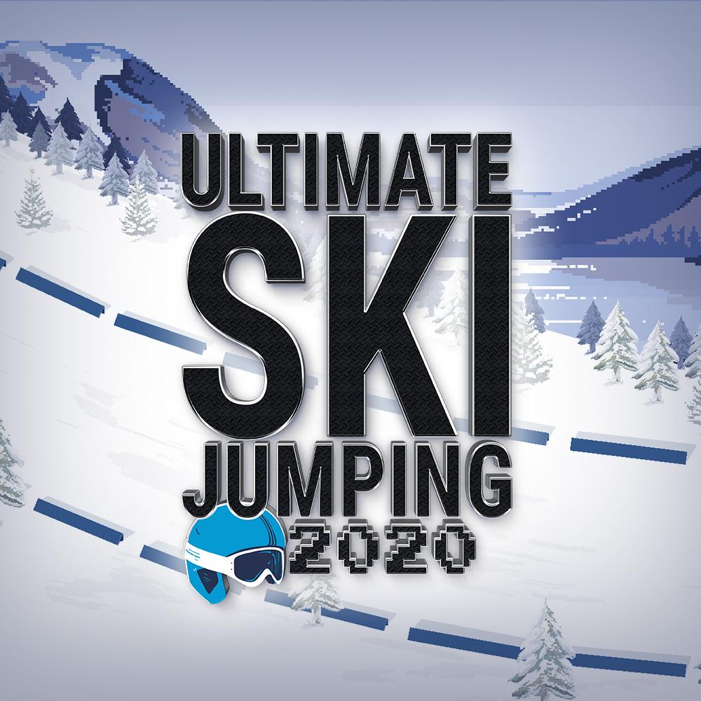 Ultimate Ski Jumping 2020 sur Nintendo Switch (Dématérialisé)