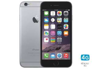 "Smartphone 5.5"" Apple iPhone 6 Plus 64 Go - Reconditionné + 62 Euros en BA"