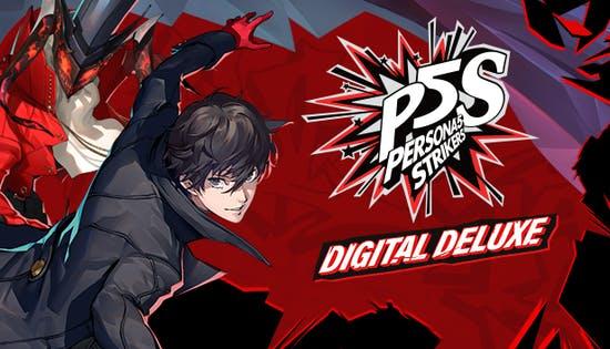 Persona 5 Strikers sur PC (Dématérialisé - Steam)