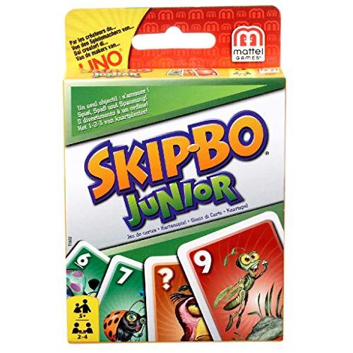 Jeu de société Skip-Bo Junior