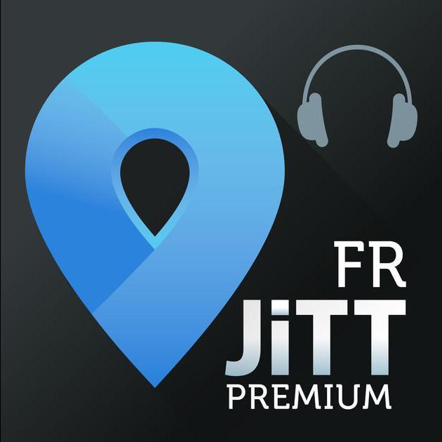 Sélection d'applications de guides audio et organisateur de parcours touristiques gratuites sur iOS - Ex : Paris Premium gratuit (au lieu de 4.99€)