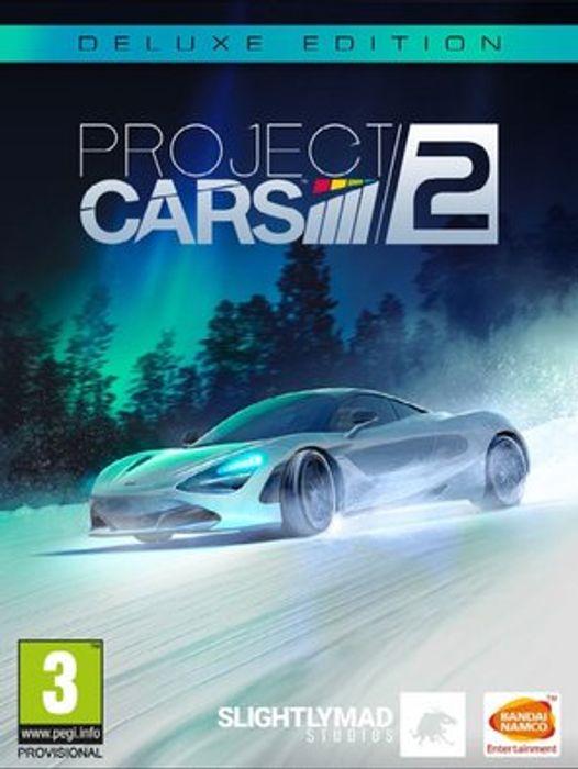Jeu Project Cars 2 - Deluxe Edition sur PC (Dématérialisé - Steam)