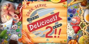 Cook, serve, delicious 2 sur Nintendo Switch (Dématérialisé - Store russe)