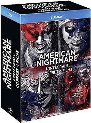 Coffret Blu-Ray American Nightmare - L'intégrale des 4 Films