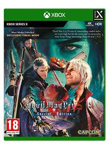 Devil May Cry 5 - Special edition sur Xbox Serie X